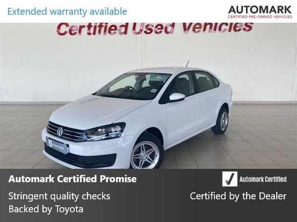 2019 Volkswagen Polo GP 1.4 Trendline North West Province Klerksdorp_0
