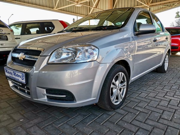 2010 Chevrolet Aveo 1.6 Ls At  North West Province Klerksdorp_0