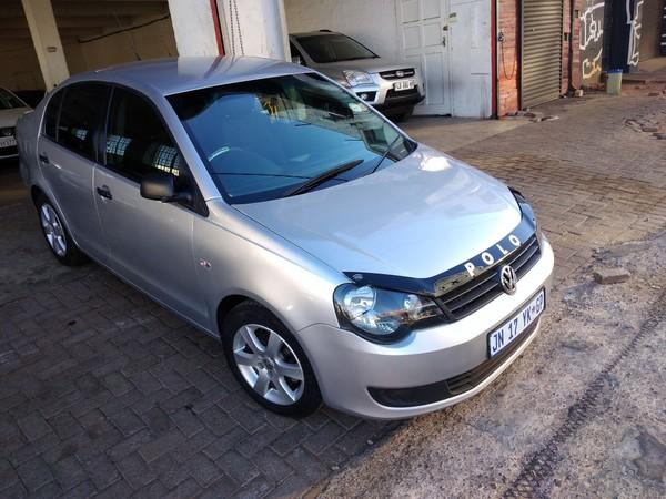 2013 Volkswagen Polo Vivo 1.4 Blueline Gauteng Jeppestown_0