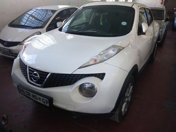 2014 Nissan Juke 1.6 Acenta   Gauteng Jeppestown_0