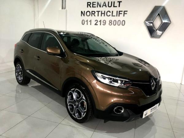 2017 Renault Kadjar 1.2T Dynamique EDC Gauteng Randburg_0