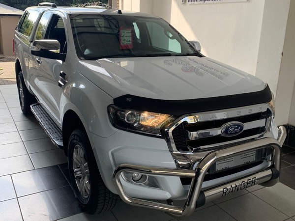 2016 Ford Ranger 3.2TDCi XLT 4X4 AT PU SUPCAB North West Province Rustenburg_0