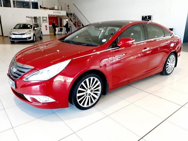 2014 Hyundai Sonata 2.4 GDI Elite Auto Gauteng Nigel_0