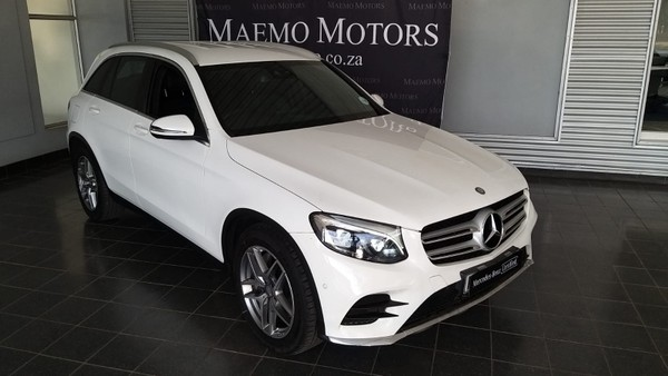 2015 Mercedes-Benz GLC 250d AMG North West Province Rustenburg_0
