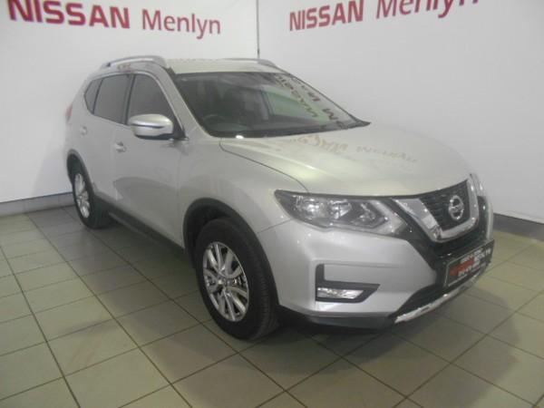 2020 Nissan X-Trail 2.5 Acenta 4X4 CVT Gauteng Pretoria_0