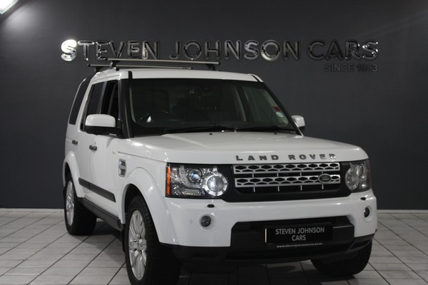 2012 Land Rover Discovery 4 3.0 Tdv6 Hse  Western Cape Cape Town_0