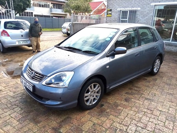 2004 Honda Civic 170 5dr At  Western Cape Plumstead_0