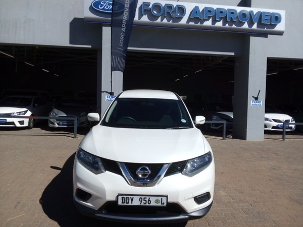 2015 Nissan X-Trail 1.6dCi XE T32 Limpopo Nylstroom_0