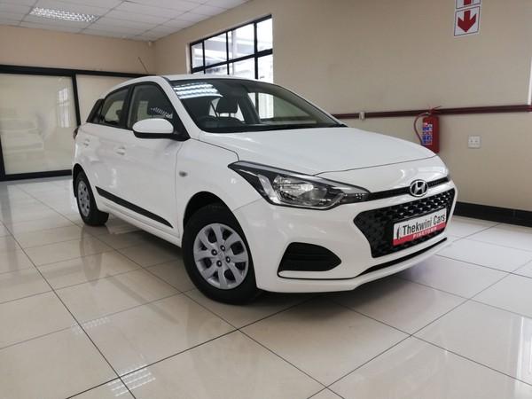 2019 Hyundai i20 1.2 Motion Kwazulu Natal Pinetown_0