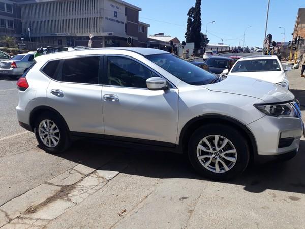 2018 Nissan X-Trail 2.0 Visia Gauteng Jeppestown_0