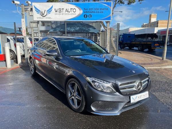 2014 Mercedes-Benz C-Class C220 Bluetec Western Cape Cape Town_0