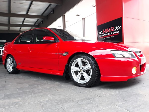 2005 Chevrolet Lumina Ss 5.7 At  North West Province Klerksdorp_0