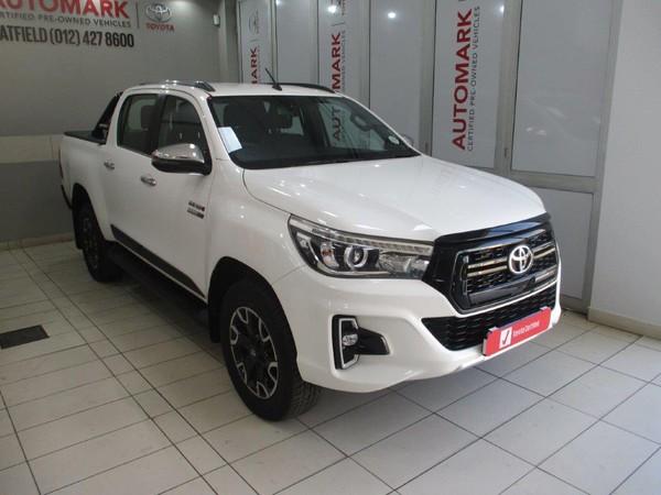 2019 Toyota Hilux 2.8 GD-6 Raider 4X4 Auto Double Cab Bakkie Gauteng Pretoria_0
