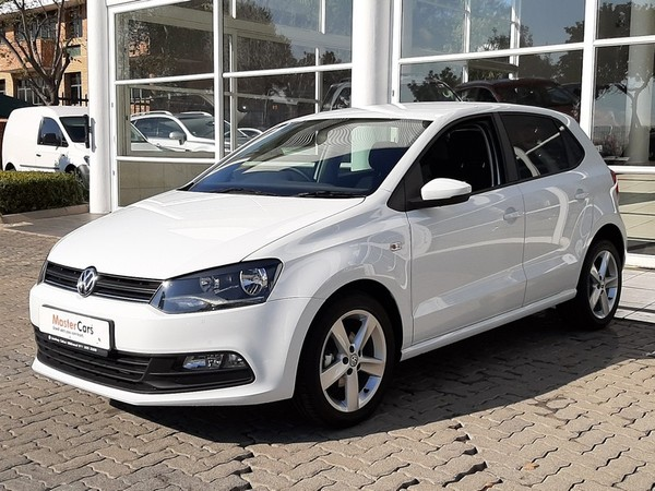 2020 Volkswagen Polo Vivo 1.6 Highline 5-Door Gauteng Midrand_0