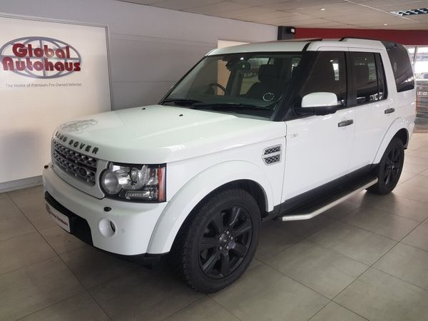 2014 Land Rover Discovery 4 3.0 Tdv6 Hse  Gauteng Roodepoort_0