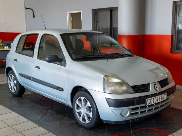 2004 Renault Clio 1.4 Expression  Western Cape Brackenfell_0