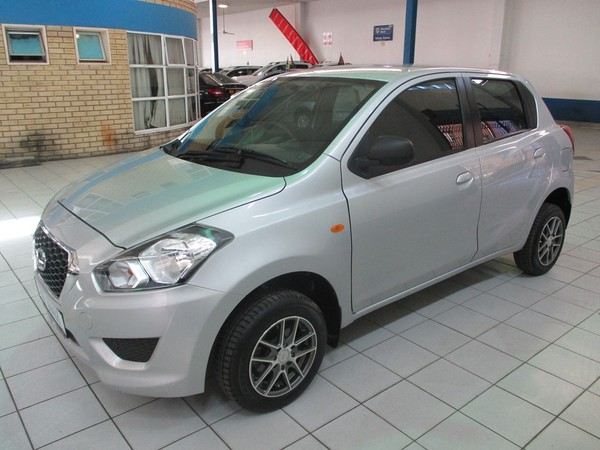 2018 Datsun Go 1.2 LUX AB Kwazulu Natal Umhlanga Rocks_0