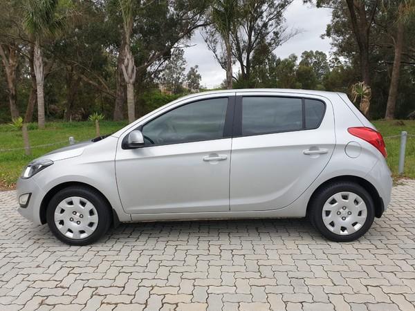 2014 Hyundai i20 1.4 Fluid  Eastern Cape Port Elizabeth_0