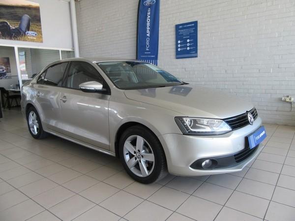 2013 Volkswagen Jetta Vi 1.2 Tsi Trendline  Free State Welkom_0