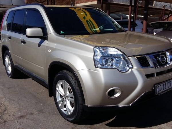 2014 Nissan X-Trail 2.0 4x2 Xe r79r85  Gauteng Vereeniging_0