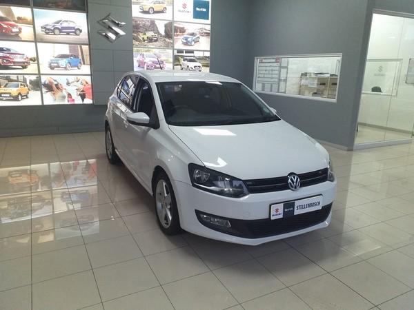 2014 Volkswagen Polo 1.6 Comfortline Tip 5dr  Western Cape Paarl_0