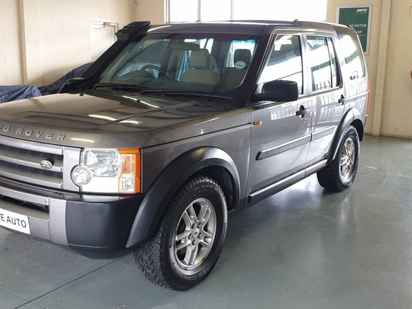 2008 Land Rover Discovery 3 Td V6 S At  Western Cape Kuils River_0