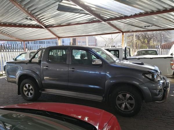 2010 Toyota Hilux 3.0 D-4d Raider Rb Pu Dc  Gauteng Jeppestown_0