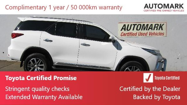 2019 Toyota Fortuner 2.8GD-6 RB Auto Kwazulu Natal Stanger_0