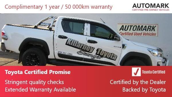 2020 Toyota Hilux 2.4 GD-6 SRX 4X4 Auto Double Cab Bakkie Kwazulu Natal Stanger_0