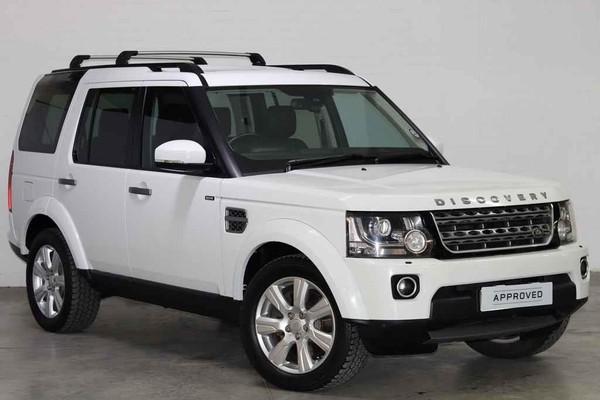 2016 Land Rover Discovery 4 3.0 Tdv6 Se  Eastern Cape Port Elizabeth_0