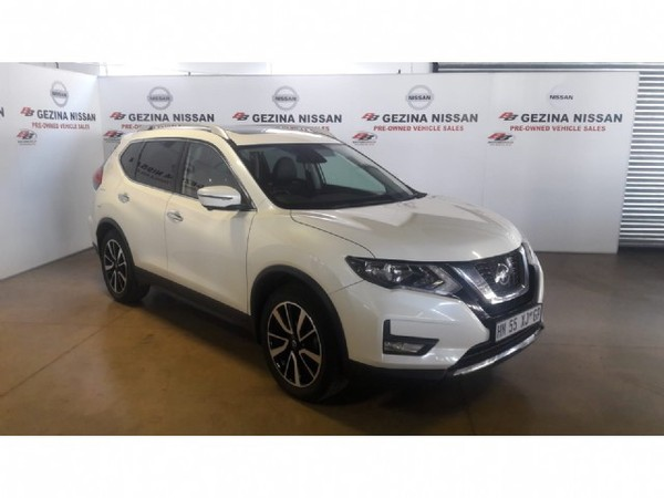2018 Nissan X-Trail 1.6dCi Tekna 4X4 Gauteng Pretoria_0