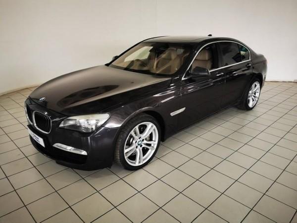 2012 BMW 7 Series 750i f01  Gauteng Pretoria_0
