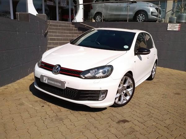 2012 Volkswagen Golf Vi Gti 2.o Tsi  Dsg Ed35  Gauteng Johannesburg_0