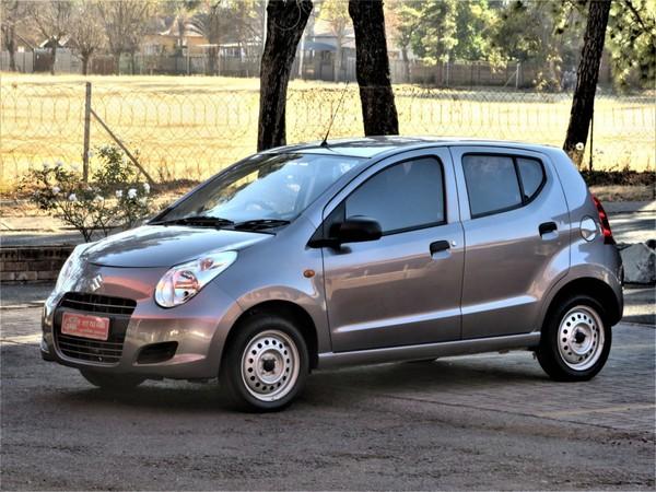 2014 Suzuki Alto 1.0 Ga  Gauteng Pretoria_0