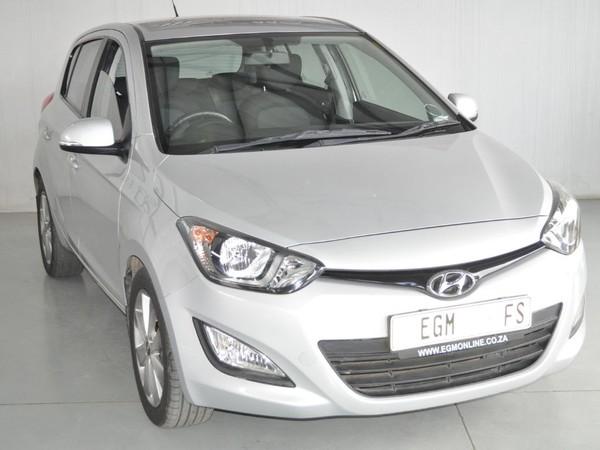 2015 Hyundai i20 1.4D Glide Free State Bloemfontein_0