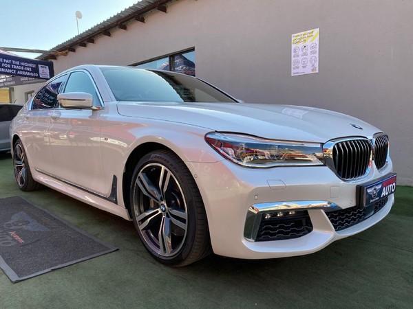 2017 BMW 7 Series 750i M Sport Gauteng Boksburg_0