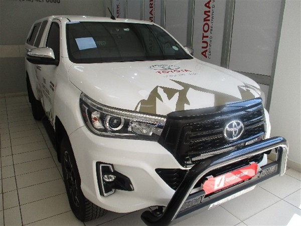 2019 Toyota Hilux 2.8 gd6 4x4 Legend 50 Single cab  Gauteng Pretoria_0