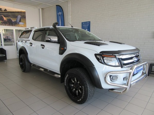 2015 Ford Ranger 3.2tdci Xlt At  Pu Dc  Free State Welkom_0