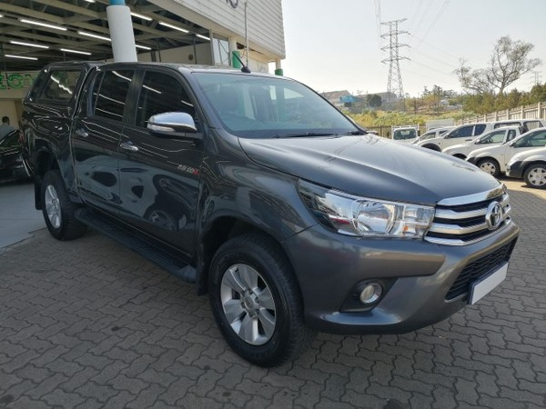 2017 Toyota Hilux 2.8 GD-6 RB Raider Double Cab Bakkie Auto Kwazulu Natal Pinetown_0