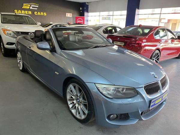 2011 BMW 3 Series 335i CONVERTIBLE M SPORT M-DCT  Gauteng Benoni_0
