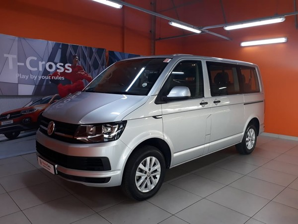 2019 Volkswagen Transporter T6 KOMBI 2.0 TDi DSG 103kw Trendline Plus Kwazulu Natal Durban_0
