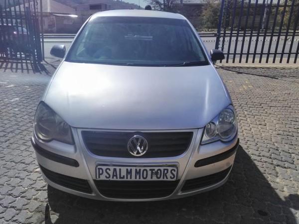 2008 Volkswagen Polo 1.4 Comfortline  Gauteng Johannesburg_0