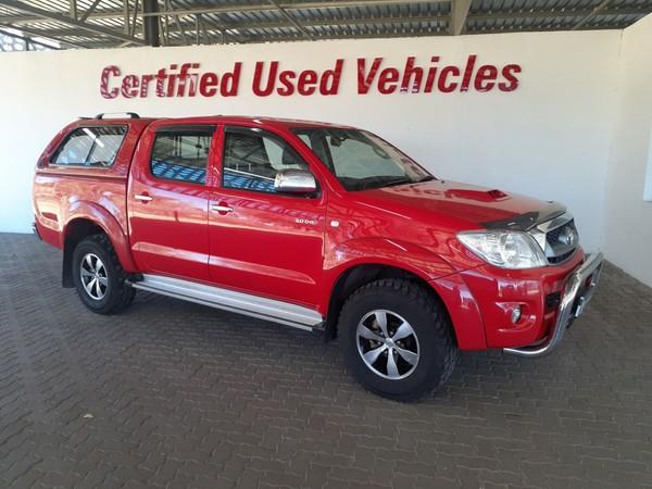 2010 Toyota Hilux 3.0 D-4d Raider 4x4 Pu Dc  Free State Ladybrand_0