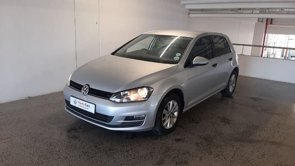2015 Volkswagen Golf Vii 1.2 Tsi Trendline  Western Cape Table View_0
