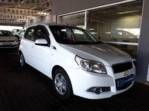 2012 Chevrolet Aveo 1.6 Ls 5dr At  Mpumalanga Witbank_0