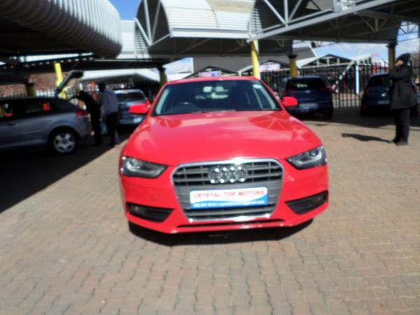2015 Audi A4 1.8t Se  Gauteng Kempton Park_0