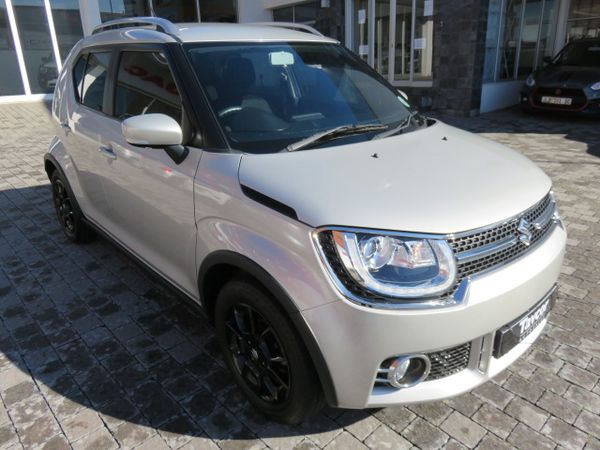 2018 Suzuki Ignis 1.2 GLX Eastern Cape Port Elizabeth_0
