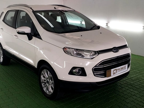 2016 Ford EcoSport 1.5TiVCT Titanium Auto Mpumalanga Nelspruit_0
