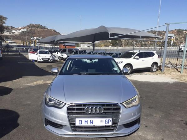 2016 Audi A3 1.6 TDI S Stronic Gauteng Johannesburg_0