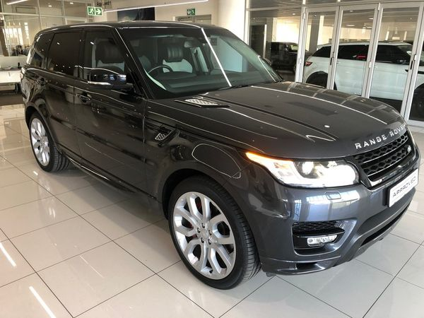 2016 Land Rover Range Rover Sport 4.4 SDV8 Autobiography Dynamic Free State Bloemfontein_0